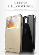 Goospery Focus View Cover Case TPU/PET Case Card Slot for iPhone 5/5S