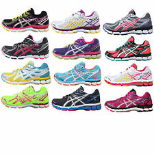 Asics GT-2000 1 2 Womens Cushion Running Shoes Gel Runner Trainer Pick 1