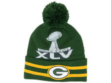 Green Bay Packers Super Bowl XLV Knit Hat