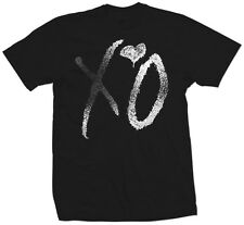 XO The Weeknd T SHIRT Silver Limited Edition drake ovoxo dope overdose swag