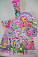 My Little Pony Party Supplies New Hard to Find Adorable Ponies- Rainbow Dash