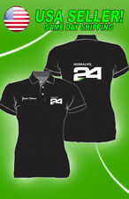 HERBALIFE PRODUCTS S,M,L,XL,2XL,3XL UNISEX  POLO SHIRT 24 WHITE FREE NAME *NEW*