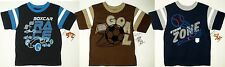 Garanimals infant and toddler boys T-shirt boxcar soccer baseball sports theme