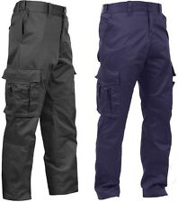 Men's Deluxe Police Tactical Paramedic EMS EMT MEDIC Uniform Pants 3823 3923
