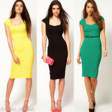 Summer Sale! New Womens Celebrity Style Sexy Bodycon Party LPD Dress