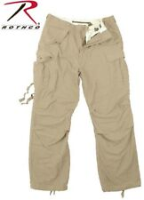 Field Pants Khaki Vintage M-65 Tactical Military Field Fatigue Pants 2615