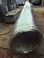 LARGE DUCTING USED FOR DUST EXTRACTION COLLECTION ONLY FROM LITTLEHAMPTON