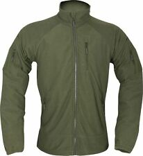 Viper Special Ops Fleece Jacket - Olive Green