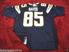 #85 ANTONIO GATES CHARGERS NAVY NFL SEWN JERSEY - CHOOSE SIZE