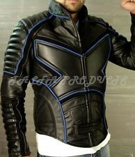 NEW XMEN SPECIAL WOLVERINE LOGAN CYCLOPS DELUXE X-MEN COSTUME LEATHER JACKET