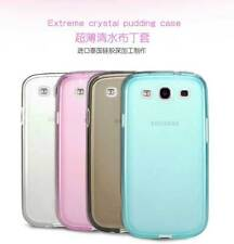 Soft TPU Skin Case Cover For Samsung Galaxy S3 T-Mobile 4G LTE SGH-T999L S III 3