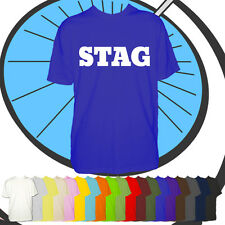 Stag Night TShirt Best Man Lads on Tour T Shirt Mens T-Shirt Groom Tee Drunk Out