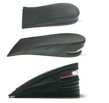 Height Increase shoe Inserts Insoles Heel Lifts PU Pads 2cm, 3cm(Air Cushion)