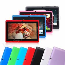 """7"""" inch Android 4.4 Quad Core Tablet PC MID 8GB Dual Camera WIFI Google Play NEW"""