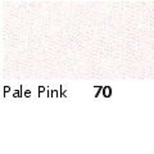 PALE PINK   : FULL ROLL - Berisfords Double Satin Ribbon - Choose from 8 widths