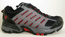 NEW Columbia Northbend Omni Tech Waterproof Mens Trail Shoes Hiking Black