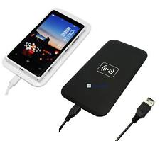 QI Wireless Power Micro USB Charger Pad for Nexus4 HTC 8X Note 2 3 S3 S4 S5 KJ