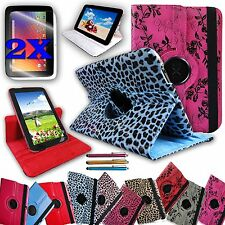 PU Leather Case Cover W/ Build-in Rotating Stand For Google Nexus 10 (SAMSUNG)