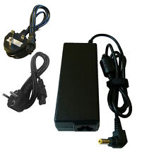 FOR 20V 3.25A FUJITSU SIEMENS ADP-65HB AD POWER ADAPTER + CABLE UK EU