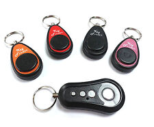 Wireless Key Finder Keychain locator Beeping Receiver with Remote Finding