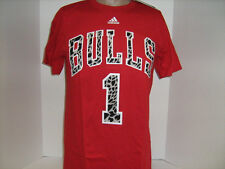 Chicago Bulls Derrick Rose Camo T-Shirt