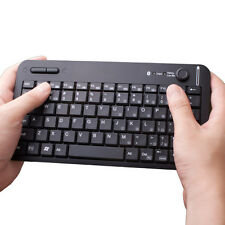 Bluetooth Wireless Mini Keyboard  For Apple iOS & Android Cellphone Tablet