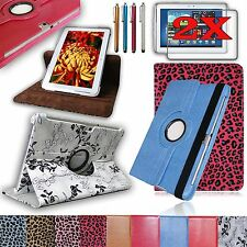 360 Rotating Case Stand Cover for Samsung Galaxy Note 10.1 2012 Edition N8013