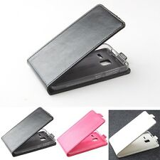 Original PU leather Protective Cover Flip Case For Lenovo A850+ Smart Phone NEW