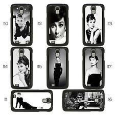 AUDREY HEPBURN 1 CASE FOR ALL SAMSUNG GALAXY MOBILE PHONE COVER