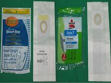 Genuine Bissell Style 1 4 7 Vacuum Bags or MicroLined Allergen Filtration Type