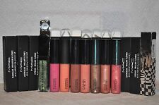 AUTHENTIC MAC Lipglass~Lustreglass~Plushglass~FULL SIZE Lip Gloss~NIB ~U Pick!