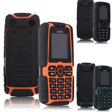 NEW Military Rugged Shockproof Dual SIM Camera 2G GSM Mobile Cell Phone 5000mAh