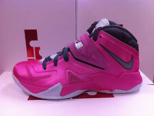 "(599264-600) MEN'S NIKE LEBRON ZOOM SOLDIER VII ""THINK PINK"" BREAST CANCER"