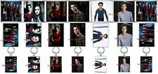 TEEN WOLF DYLAN O'BRIEN KEYRING MAGNET OR COASTER DIFFRENT ONES TO CHOOSE FROM