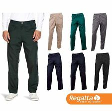 Regatta Mens Action Trousers II DWR Walking Hiking Work