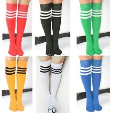 Football Soccer Baseball Basketball Sport Over Knee Ankle Socks Men Women 8HOT
