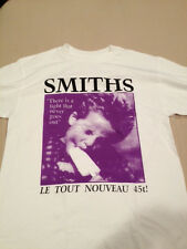 NEW THE SMITHS - MORRISSEY - MOZ 80'S T SHIRT S,M,L,XL
