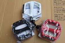 """Cycling Bicycle Pedals Bike Pedals MTB BMX Pedals 9/16"""" MTB BMX DH Pedals"""