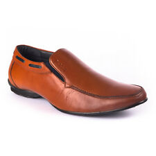 US 7-11 GENUINE LEATHER MOCS- leather Lining and rubber sole
