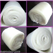 ****Fire Retardent Premium Polyester Wadding - Quilting & Upholstery Padding****