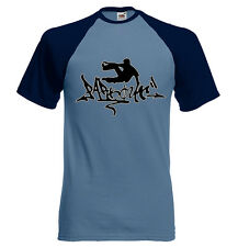 T-Shirt Le Parkour! Style Of Life!!! Ideal For Casual Wears! F242
