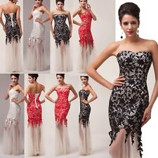 New Sexy Prom DRESS Cocktail party Bridal DRESS Formal Evening gown IN 3Colors