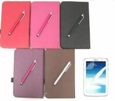 "Folding Folio Case Cover Stand For Samsung Galaxy Tab 3, 7"" P3200 w/Stylus Pen"