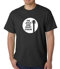 "T-Shirt Rétro Hommes Imprimé ""Jesus And The Mary Chain"""