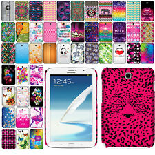 For Samsung Galaxy Note 8.0 N5110 Art Design Pattern Hard Case Back Phone Cover