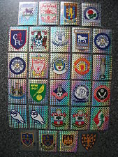 1994 Merlin FA Premier League 94 Stickers Foils Shinys Badges Trophy...