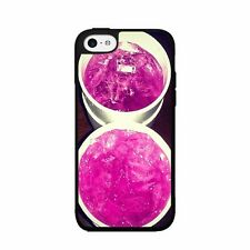 Lean in Styrofoam Cup Rubber Phone Case Cover For iPhone 4 4s 5 5s 5c weed