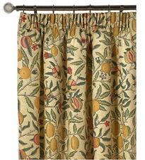 William Morris Ready Made Curtains in 5 Designs Size 190cms x 183cms
