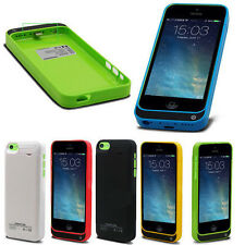 4200mAh External power bank Charger pack backup battery case for iphone 5 5S US
