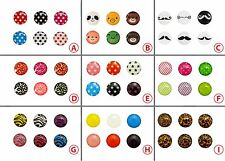 6pcs Home Button Stickers for iPhone 5s 5c 5 4S 4 3GS i Pad Air mini 2 3 4 iPod